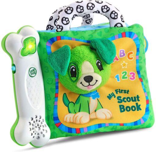 Generic Toys LeapFrog My First Scout Book