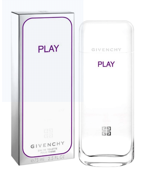 Givenchy Perfumes Givenchy Play (W) Edt 75Ml