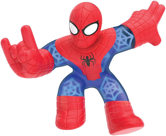 GOO JITZU Toys Heroes of Goo Jit Zu Licensed Marvel Hero Pack - Spider-Man