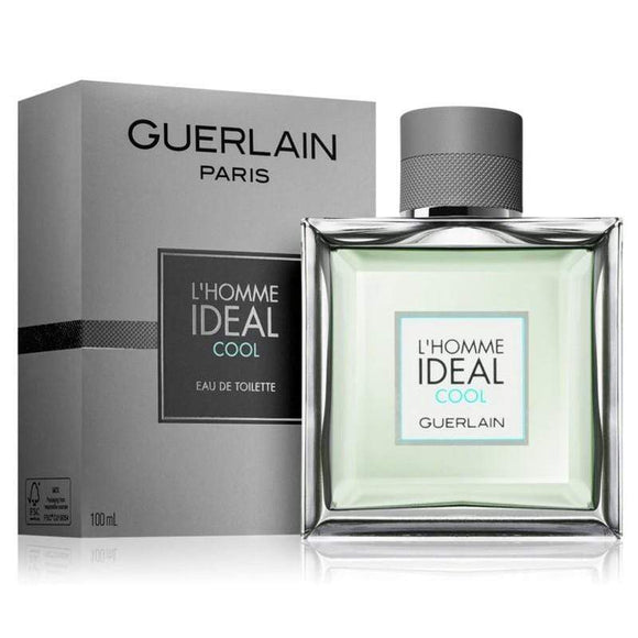 Guerlain Perfumes Guerlain L'homme Ideal Cool (M) Edt 100ml