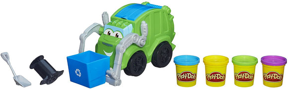 Hasbro Playdoh Play-Doh Trash Tossin' Rowdy the Garbage Truck