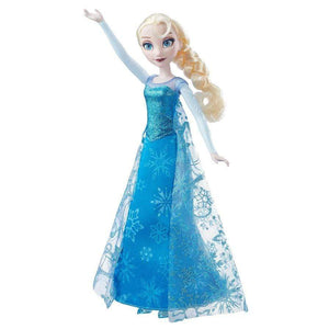 Hasbro toys Disney Frozen Musical Lights Elsa Doll