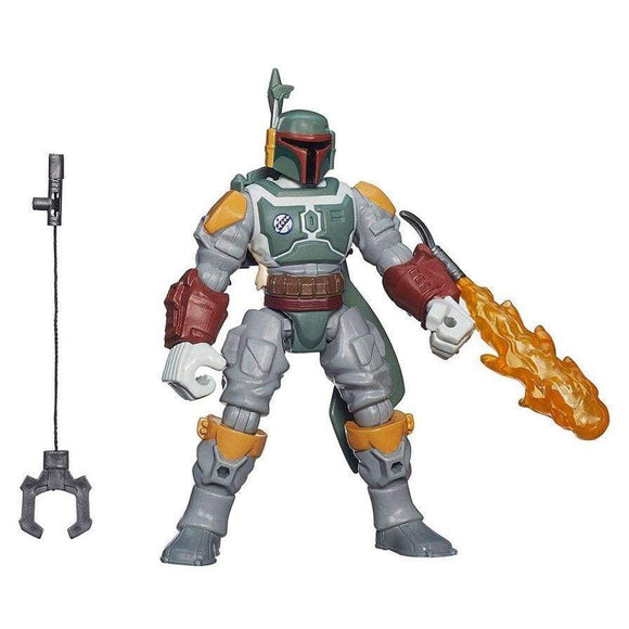 Hasbro toys Hero Mashers Deluxe Action Figure (Styles May Vary)