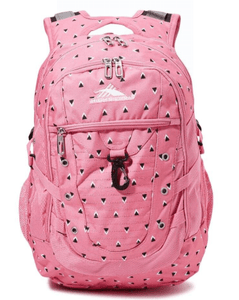 High Sierra Back to School Floral Tactic Backpack