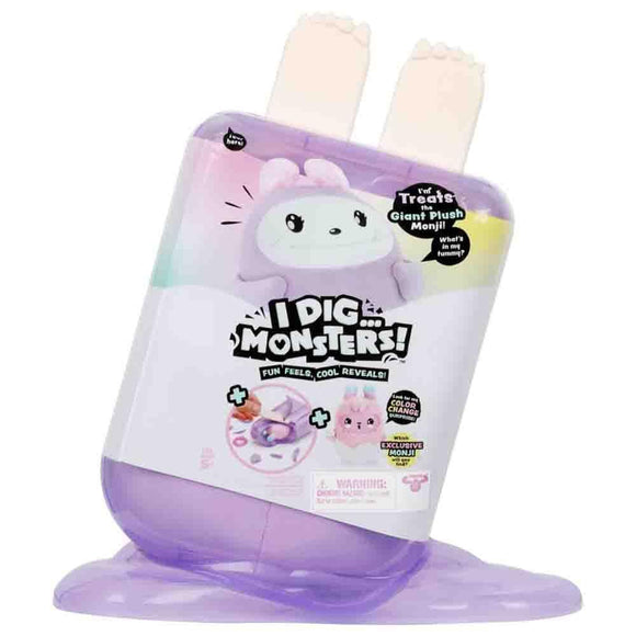 I Dig Monster Toys I Dig Monster - S1 Jumbo Popsicle - Treats (75538)