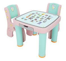 iFam Toys Marshmallow Table & Chairs