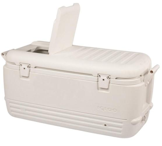 Igloo Home And Kitchen Igloo Quick & Cool 150 QT Cooler (White)