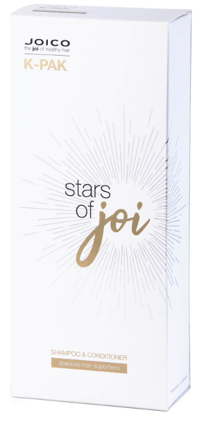 Joico Beauty Joico Stars of Joi K-Pak Shampoo and Conditioner 300ml