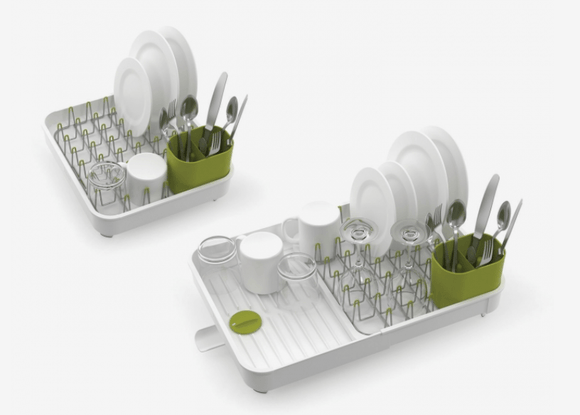 JOSEPH JOSEPH Home & Kitchen Joseph Joseph Extend Expandable Dish Rack White