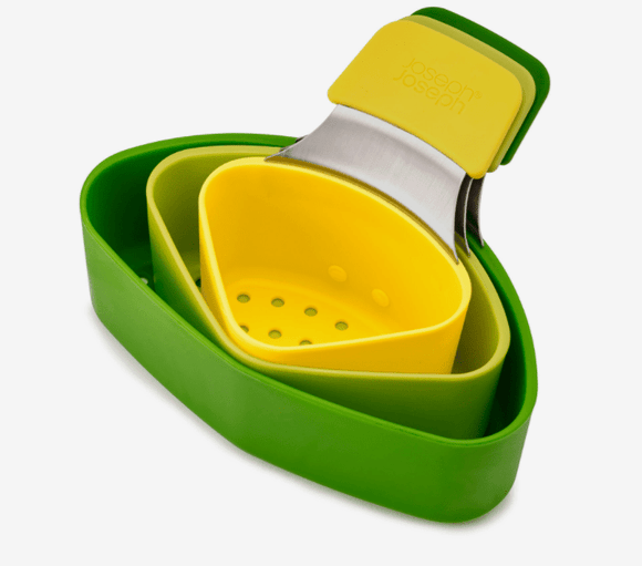 JOSEPH JOSEPH Home & Kitchen Joseph Joseph Nest Steam Green