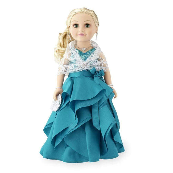 Journey Girls toys Holiday Doll (45 cm)