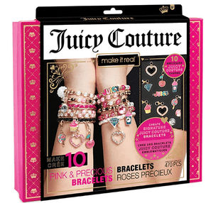 Juicy Couture Toys Juicy Couture Pink and Precious Bracelets