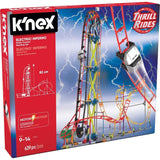 K'NEX Toys Knex Thrill Rides Electric Inferno Roller Coaster Building Set