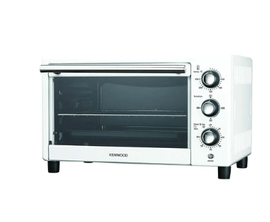 Kenwood Appliances KENWOOD ELECTRIC MICROWAVE OVEN - WHITE - MO740