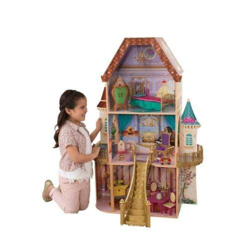 Kidkraft Dollhouse Kidkraft Belle Enchanted Dollhouse
