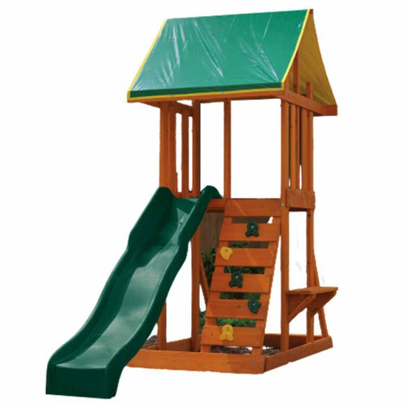 KidKraft Outdoor Kidkraft Meadowside II Playhouse - Green