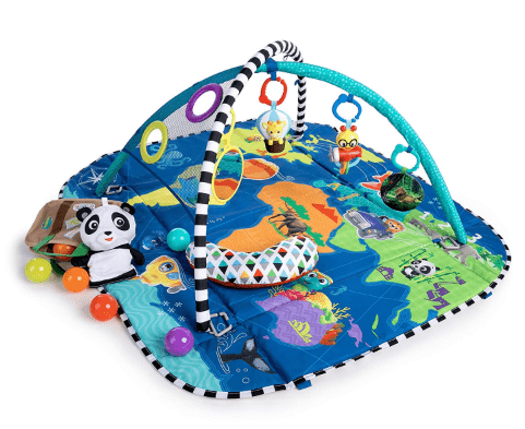Kids II Babies 5-IN-1 JOURNEY OF DISCOVERY ACTIVITY GYM™