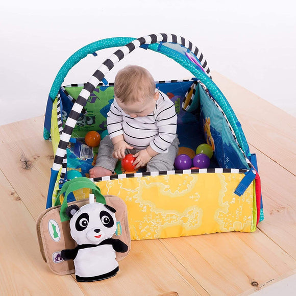 Kids II Babies Kids II 5-IN-1 JOURNEY OF DISCOVERY ACTIVITY GYM™