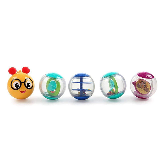 Kids II Babies ROLLER-PILLAR AcCTIVITY BALLS™ TOY