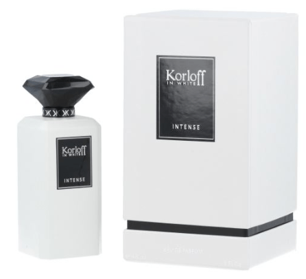 Korloff Perfumes Korloff In White Intense (M) Edp 88Ml