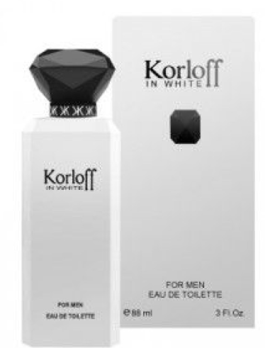 Korloff Perfumes Korloff In White (M) Edt 88Ml