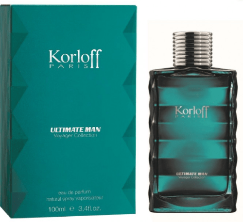 Korloff Perfumes Korloff Paris Ultimate (M) Edp 100Ml