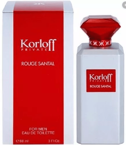 Korloff Perfumes Korloff Private Rouge Santal (M) Edt 88Ml