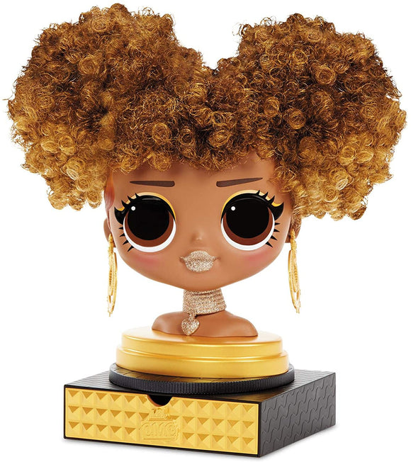 L.O.L Toys L.O.L. Surprise! 566229 L.O.L. Surprise OMG Styling Head - AA Royal Bee