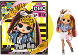 L.O.L Toys L.O.L. Surprise! O.M.G. Remix Pop B.B. Fashion Doll – 25 Surprises with Music