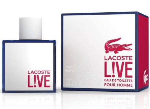 Lacoste Perfumes Lacoste Live (M) Edt 100Ml