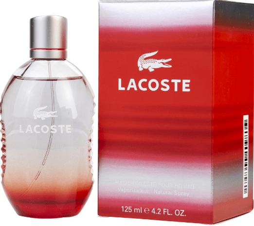 Lacoste Perfumes Lacoste Red (M) Edt 125Ml