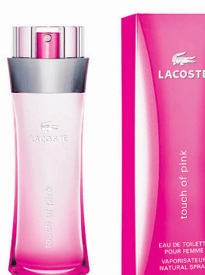 Lacoste Perfumes Lacoste Touch Of Pink (W) Edt 50Ml
