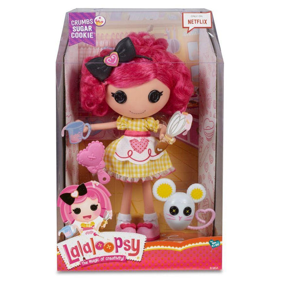 Lalaloopsy toys Crumbs Sugar Cookie Doll (33 cm)