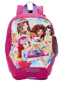 LEGO Back to School Kindergarden Zipper Closure Backpack
