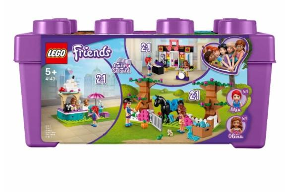 LEGO LEGO Friends Heartlake City Brick Box (321 Pieces)
