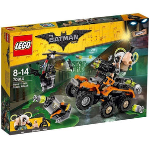 LEGO Toy Bane Toxic Truck Attack Set (366 Pieces)
