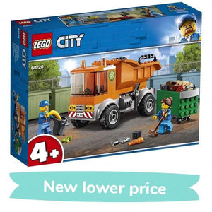 LEGO Toy LEGO City Garbage Truck (90 Pieces)