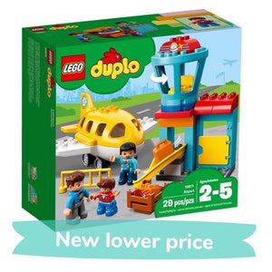 LEGO Toy LEGO Duplo Airport (29 Pieces)