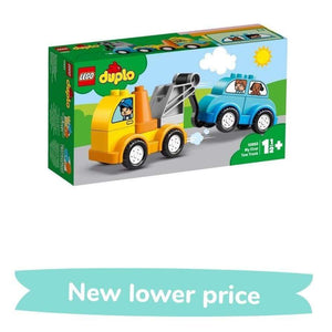LEGO Toy LEGO Duplo My First Tow Truck (11 Pieces)