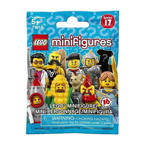 LEGO Toy LEGO Minifigures Series 17 Blind Bag
