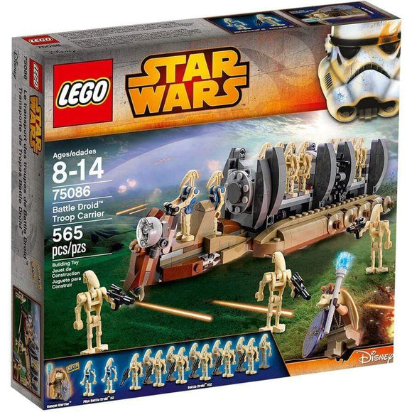 LEGO Toy LEGO Star Wars Battle Droid Troop Carrier (565 Pieces)
