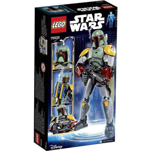LEGO Toy LEGO Star Wars Buildable Figures Boba Fett (144 Pieces)