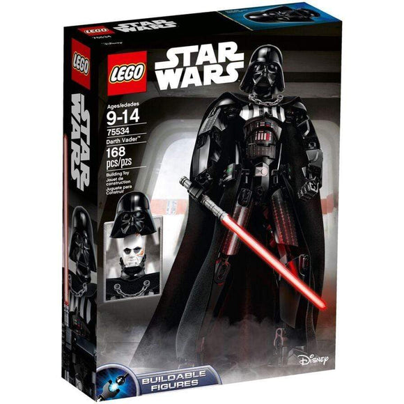 LEGO Toy LEGO Star Wars Darth Vader (168 Pieces)