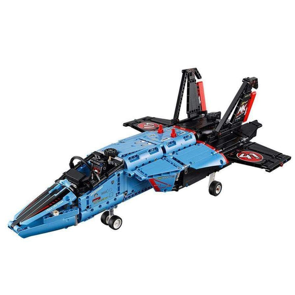 LEGO TOY LEGO Technic 2-in-1 Air Race Jet (1151 Pieces)