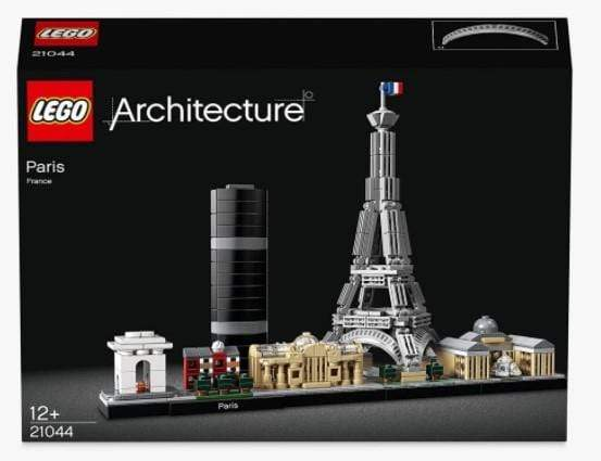 LEGO Toys LEGO Architecture Paris (649 Pieces)
