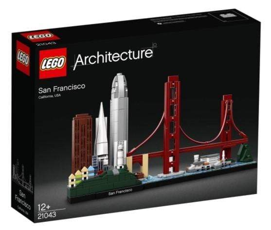 LEGO Toys LEGO Architecture San Francisco (565 Pieces)