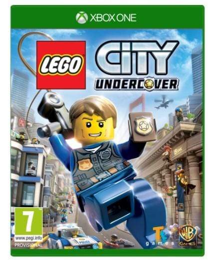 LEGO Toys LEGO City Undercover Video Game for Xbox One
