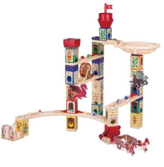 LEGO Toys LEGO-Hape Medieval Quest Marble Run (217 Pieces)