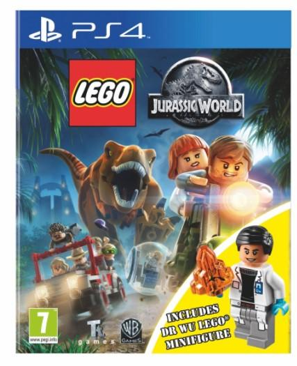 LEGO Toys LEGO Jurassic World Video Game for PS4