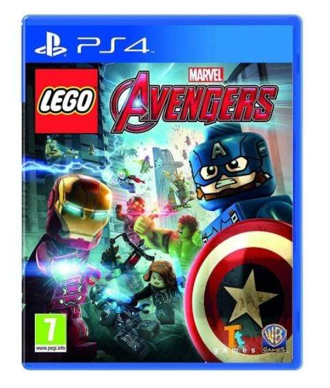 LEGO Toys LEGO Marvel Avengers Video Game for PS4 (Arabic Version)